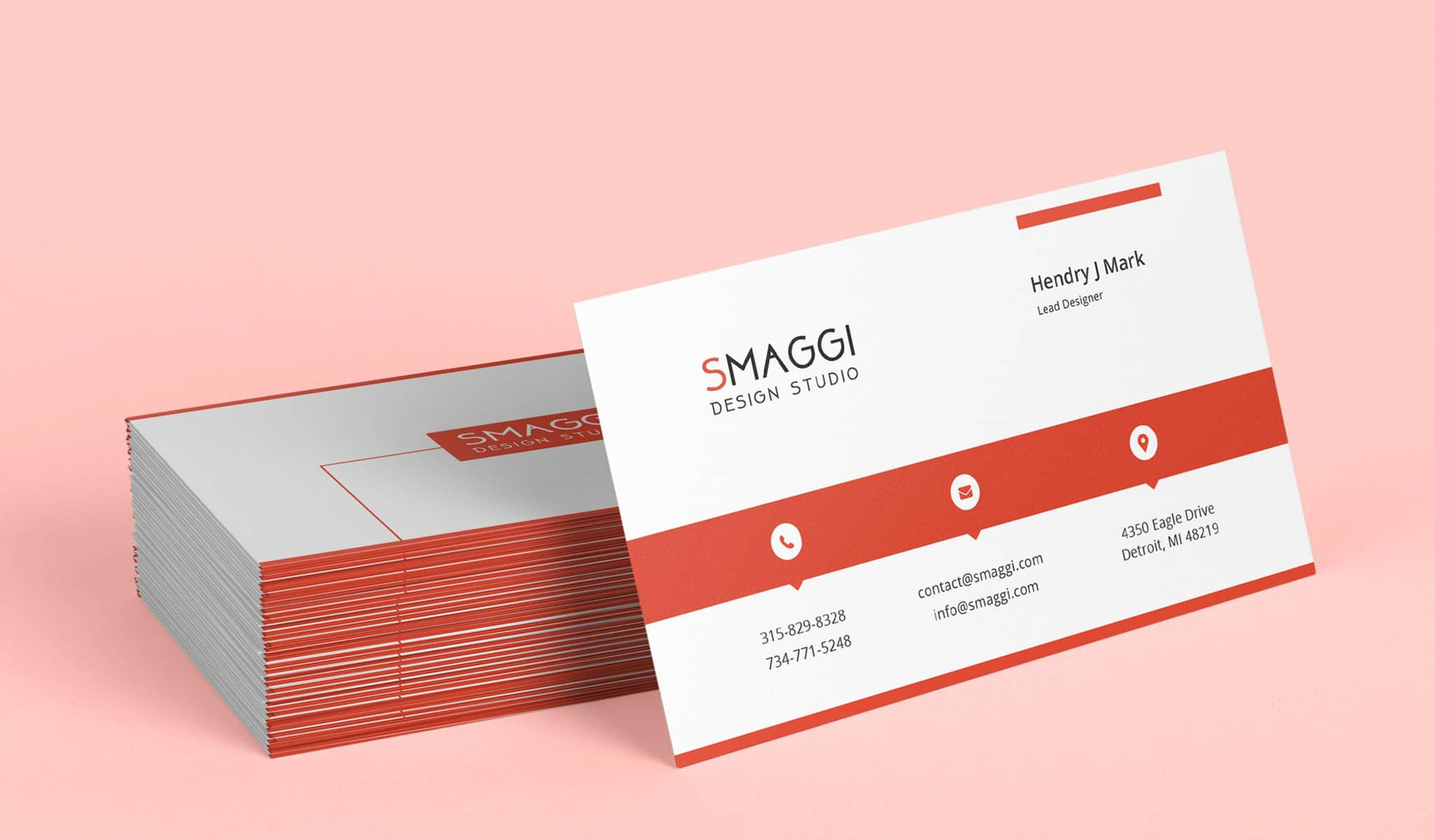 The Multipurpose Business Card Template